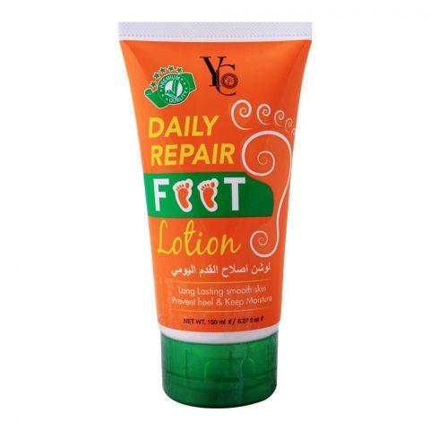 YC Daily Repir Foot Lotion, 150ml