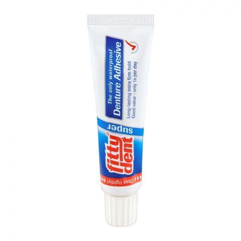 Fittydent Super Denture Adhesive Cream, 40g