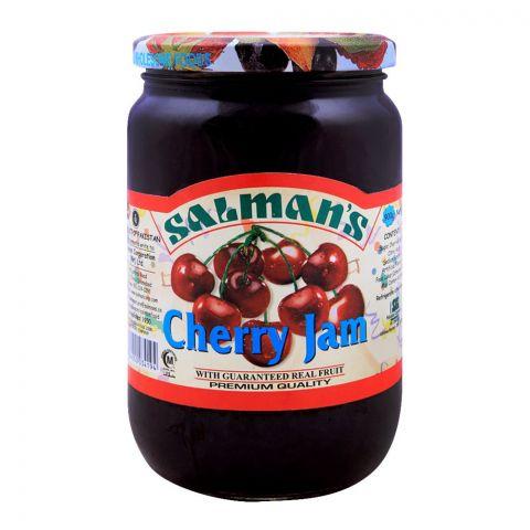 Salmans Cherry Jam 900g
