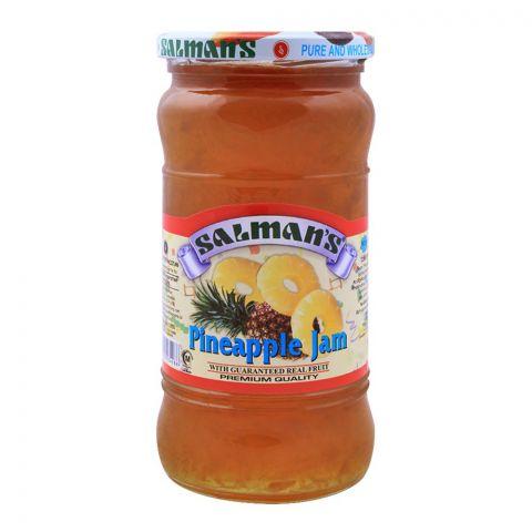 Salmans Pineapple Jam 900g