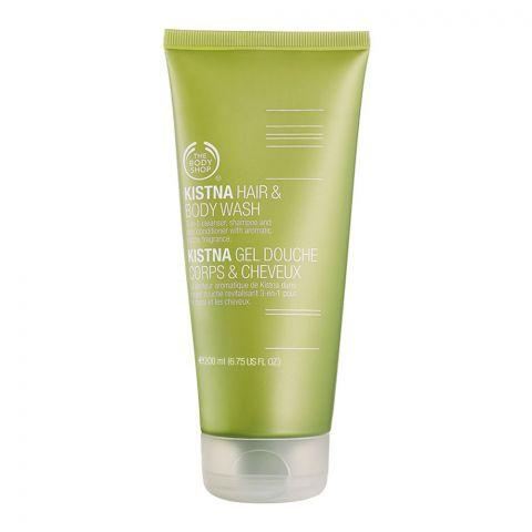 The Body Shop Kistna Hair & Body Wash, 200ml