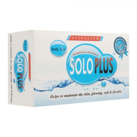 Hydrocream Solo Plus Soap Bar, 75g