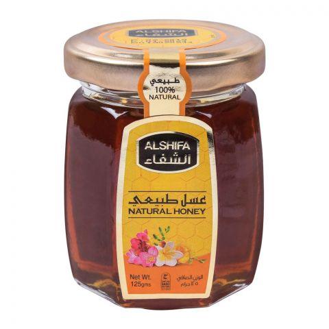 Al-Shifa Natural Honey, 125g
