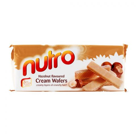 Nutro Hazelnut Wafer 150gm