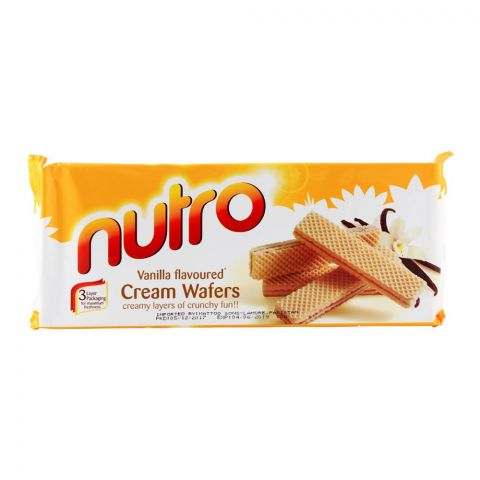 Nutro Vanilla Wafer 150gm
