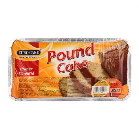 Euro Pound Cake Orange 323gm