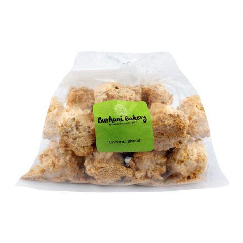 Burhani Coconut Biscuits