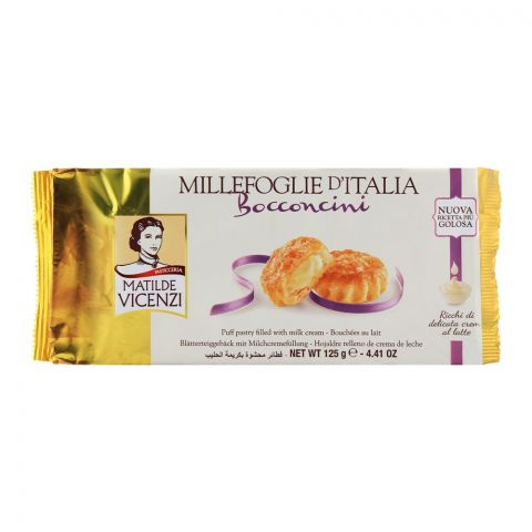 Matilde Vicenzi Bocconcini Pastry 125gm