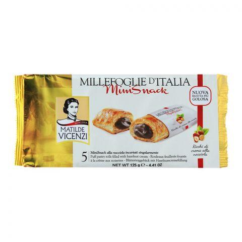Matilde Vicenzi Mini Snack 125gm