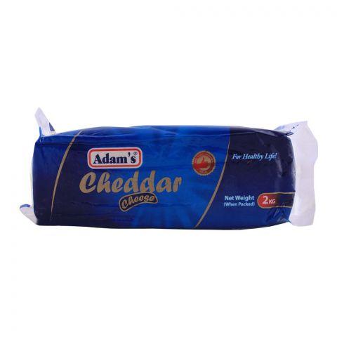 Adam's Cheddar Cheese 2 KG