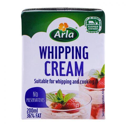 Arla Whipping Cream 200ml
