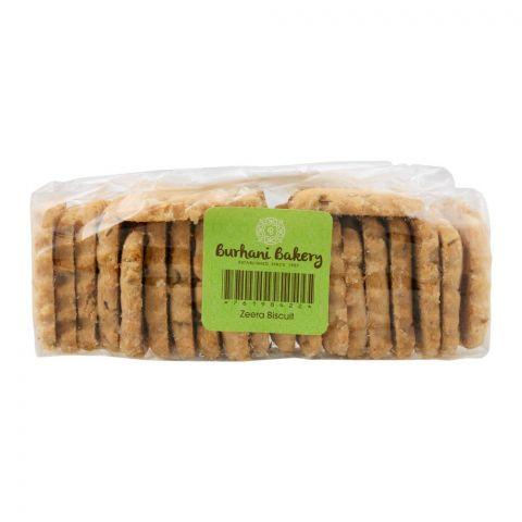 Burhani Bakery Zeera Biscuits