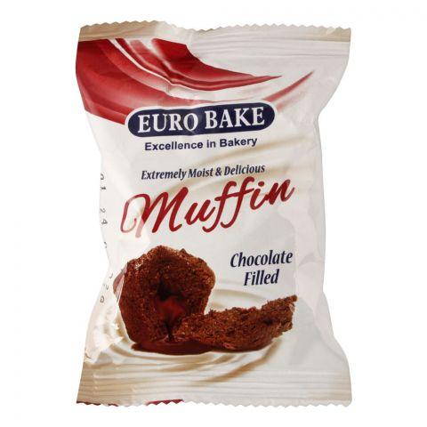 Euro Bake Muffin, Chocolate Filled, 32g
