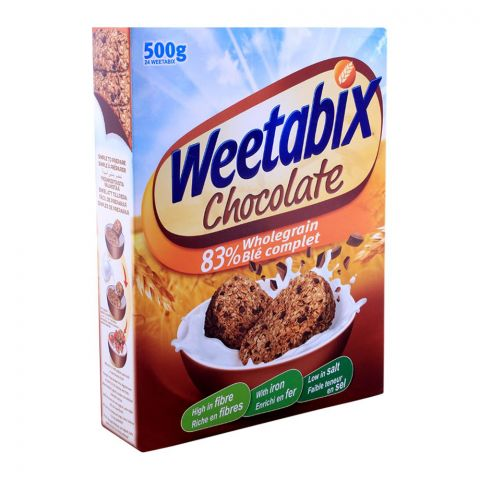Weetabix Chocolate Cereal 500g