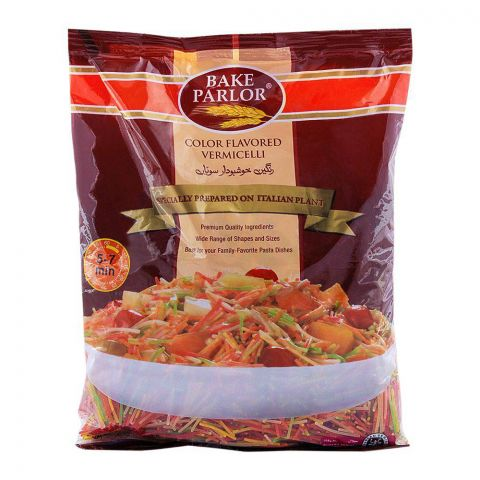 Bake Parlor Color Flavored Vermicelli 400gm
