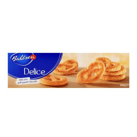 Bahlsen Delice Puff Pastry 100gm