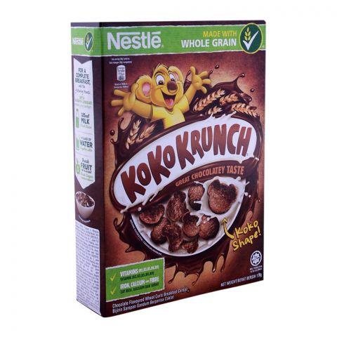 Nestle Koko Krunch Cereal, Whole Grain 170g