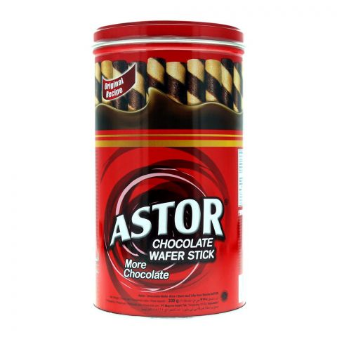 Astor Chocolate Wafer Stick 330gm