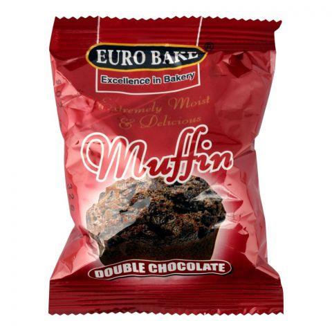 Euro Bake Muffin, Double Chocolate, 32g