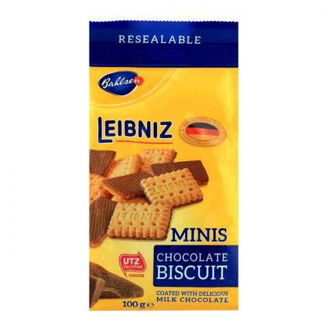 Bahlsen Leibniz Minis Choco 100gm