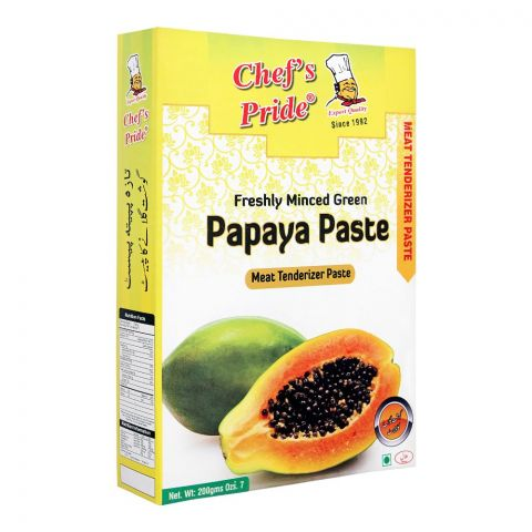Chef's Pride Papaya Paste, 200g