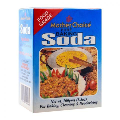 MotherChoice Pure Baking Soda 100g
