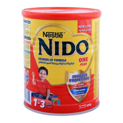 Nido 1+, Growing-Up Formula, 400g