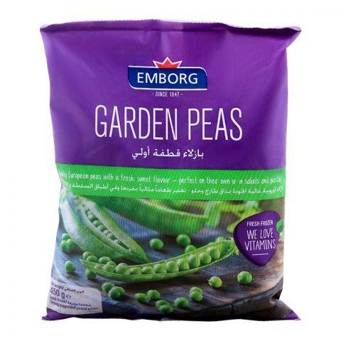Emborg Frozen Garden Peas 450g