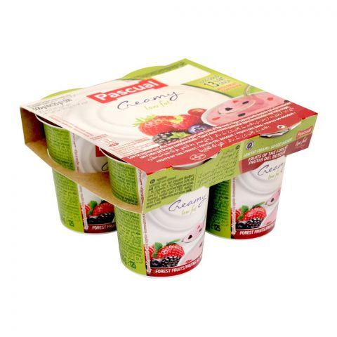 Pascual Cherries & Berries Fruit Yogurt, 500g