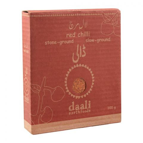Daali Red Chilli (Laal Mirch) Powder, 200g