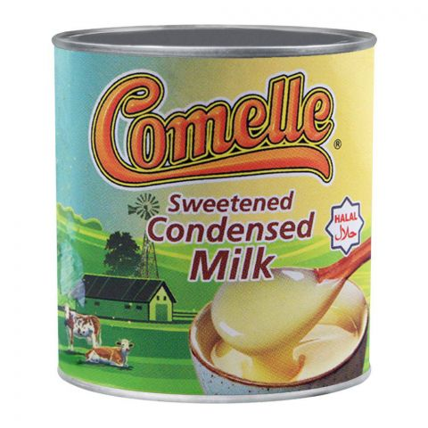 Comelle Sweetened Condensed Milk 72g