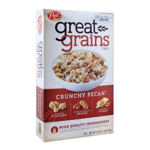 Post Great Grains Crunchy Pecan Cereal 453g