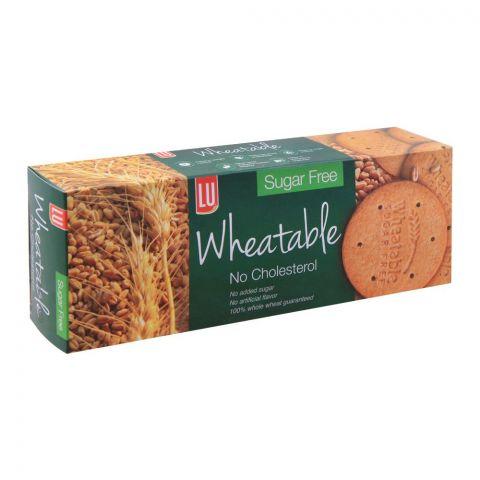 LU Wheatable Sugar Free Biscuits, 114g