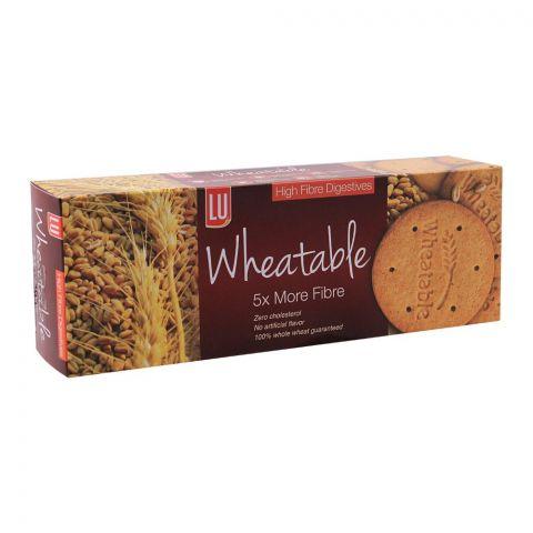 LU Wheatable Sugar Free Biscuits, 129.6g