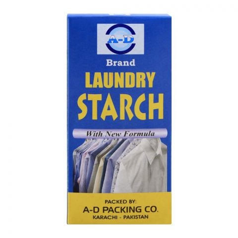 A-D Laundry Starch Powder, 150g