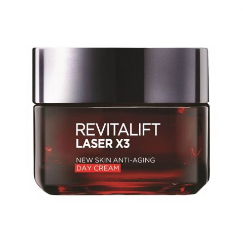 L'Oreal Paris Revitalift Laser X3 Anti-Aging Power Day Cream 50ml