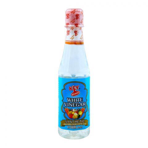 Key Brand White Vinegar, Synthetic, 300ml