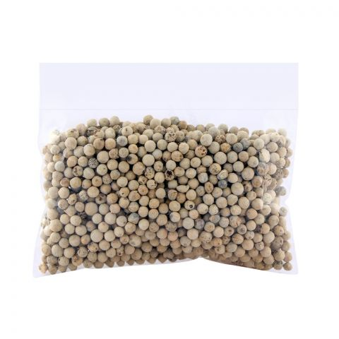 Naheed White Pepper Sabut 50g