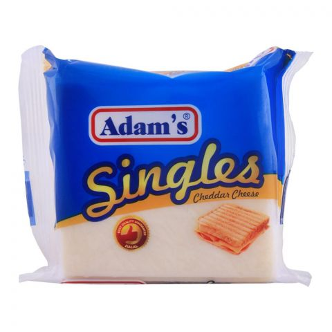 Adam's Cheddar Cheese Singles 200g