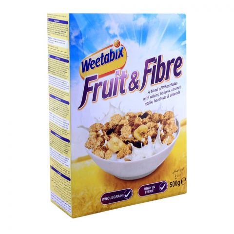 Weetabix Fruit & Fiber 500g