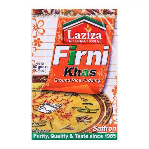 Laziza Firni Khas, Saffron, 150g