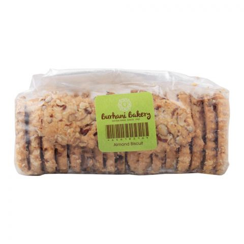 Burhani Bakery Almond Biscuits