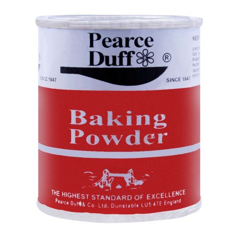 Pearce Duff Baking Powder 56g