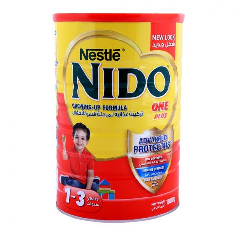 Nido 1+, Growing-Up Formula, 1800g