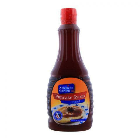 American Garden Pancake Syrup, Original, 710ml