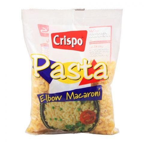 Crispo Pasta Elbow Macaroni, 400g