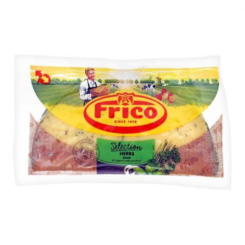 Frico Herb Dutch Edam Cheese Wedge, 245g