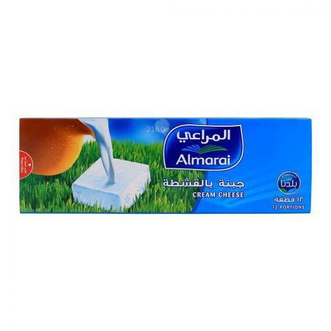 Almarai Cream Cheese Portion, 12-Pack, 216g