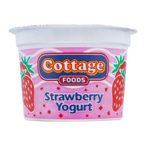 Cottage Strawberry Fruit Yogurt, 100g