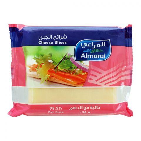 Almarai Cheese Slices, Fat Free, 200g